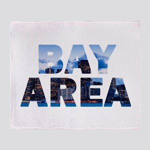Bay Area 005 Throw Blanket