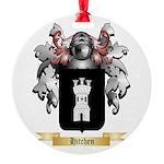 Hitchen Round Ornament