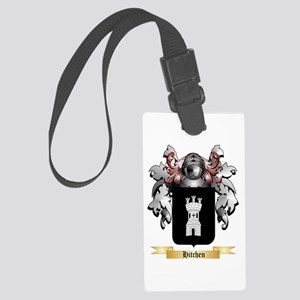 Hitchen Large Luggage Tag