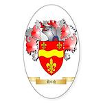 Hitch Sticker (Oval 50 pk)