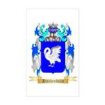 Hischenboim Sticker (Rectangle)