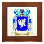 Hischenboim Framed Tile