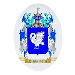 Hischenboim Ornament (Oval)