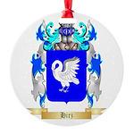 Hirz Round Ornament