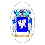 Hirz Sticker (Oval 10 pk)