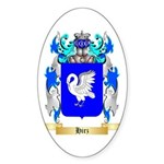 Hirz Sticker (Oval 50 pk)