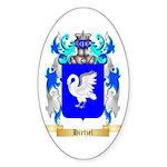 Hirtzel Sticker (Oval 10 pk)