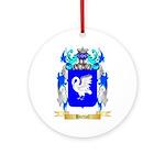Hirtzel Ornament (Round)