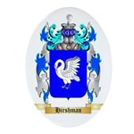 Hirshman Ornament (Oval)