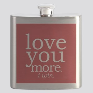 love you more.i win. Flask