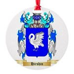 Hirshin Round Ornament