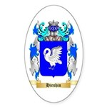Hirshin Sticker (Oval 10 pk)