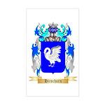 Hirschorn Sticker (Rectangle)