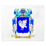 Hirschorn King Duvet