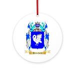 Hirschorn Ornament (Round)