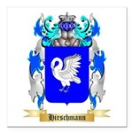 Hirschmann Square Car Magnet 3