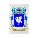 Hirschman Rectangle Magnet (100 pack)
