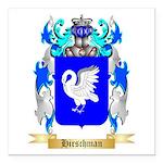Hirschman Square Car Magnet 3