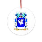 Hirschman Ornament (Round)