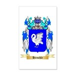 Hirschle 20x12 Wall Decal