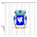 Hirschle Shower Curtain