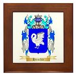 Hirschle Framed Tile