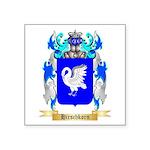 Hirschkorn Square Sticker 3
