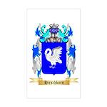 Hirschkorn Sticker (Rectangle)