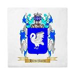 Hirschkorn Queen Duvet