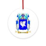Hirschkorn Ornament (Round)