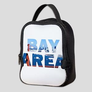 Bay Area Golden Gate Bridge 08 Neoprene Lunch Bag