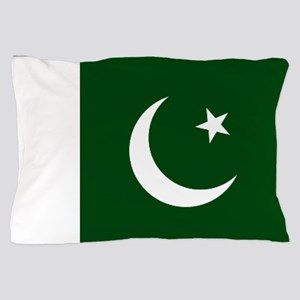 Pakistani flag Pillow Case
