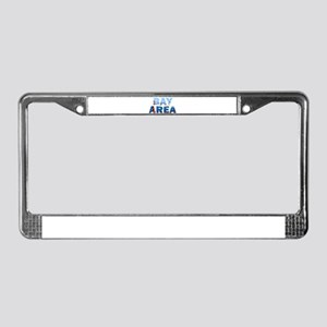 Bay Area Golden Gate Bridge 08 License Plate Frame