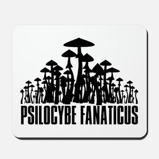 Psilocybe Fanaticus Mousepad