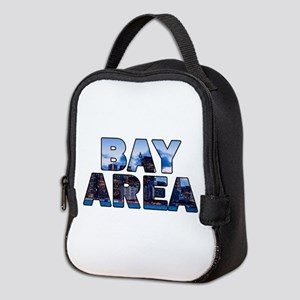 San Francisco Bay Area 009 Neoprene Lunch Bag