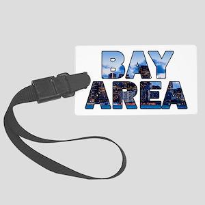 San Francisco Bay Area 009 Large Luggage Tag