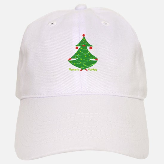 Namaste Holiday Baseball Baseball Cap