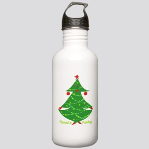 Namaste Holiday Stainless Water Bottle 1.0L
