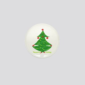 Namaste Holiday Mini Button
