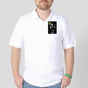 Healthy Goth Girl 001 Golf Shirt