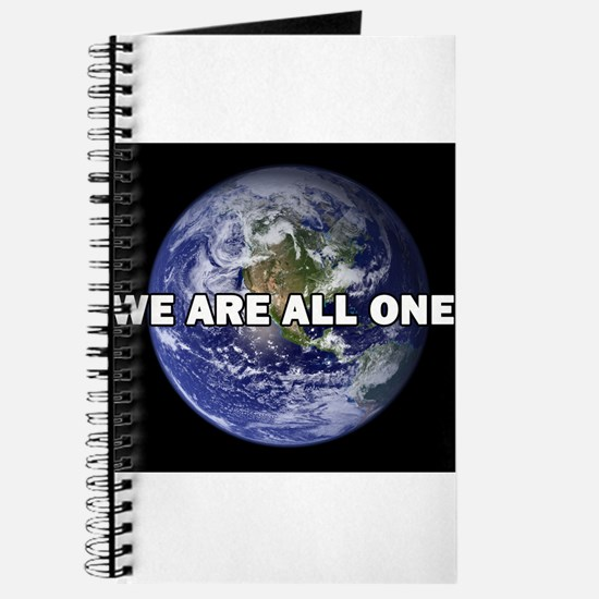 We Are All One 002 Journal