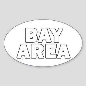 San Francisco Bay Area 010 Sticker