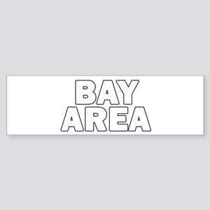 San Francisco Bay Area 010 Bumper Sticker