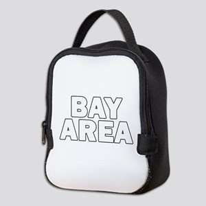 San Francisco Bay Area 010 Neoprene Lunch Bag