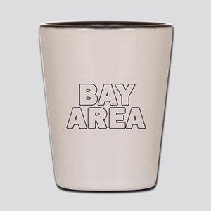 San Francisco Bay Area 010 Shot Glass