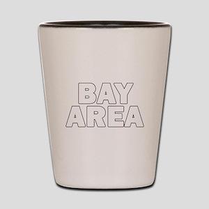 San Francisco Bay Area 010 Shot Glass
