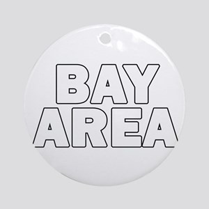 San Francisco Bay Area 010 Ornament (Round)