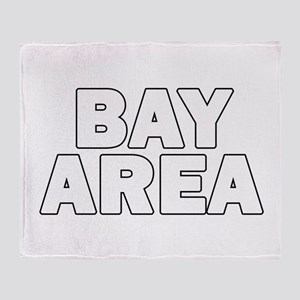 San Francisco Bay Area 010 Throw Blanket