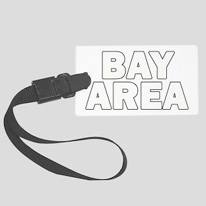 San Francisco Bay Area 010 Large Luggage Tag