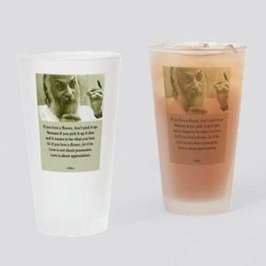 Osho 001 Drinking Glass